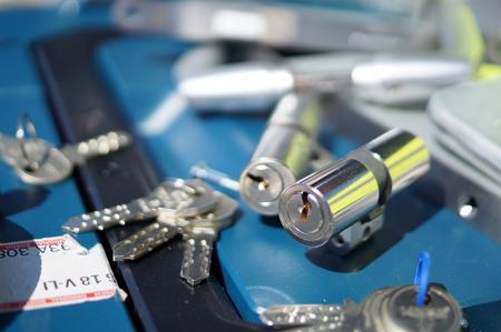 Zylinder und Schlüssel